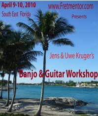 Fretmentor's Workshop with the Kruger Brothers