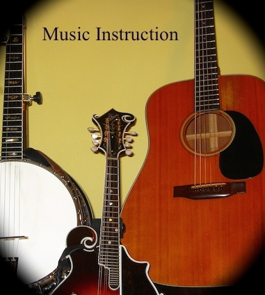 Fretmentor Offers Music Instruction For Banjo, Mandolin and Guitar