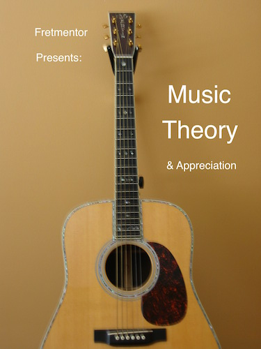 Fretmentor offers a class in music theory and appreciation